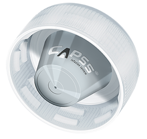 medical drink cap by capss Infusion